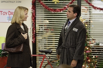 The Office Benihana Christmas Special
