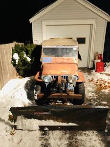 1948 Willys Jeep CJ2A