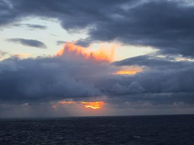 Day at Sea Nov 21