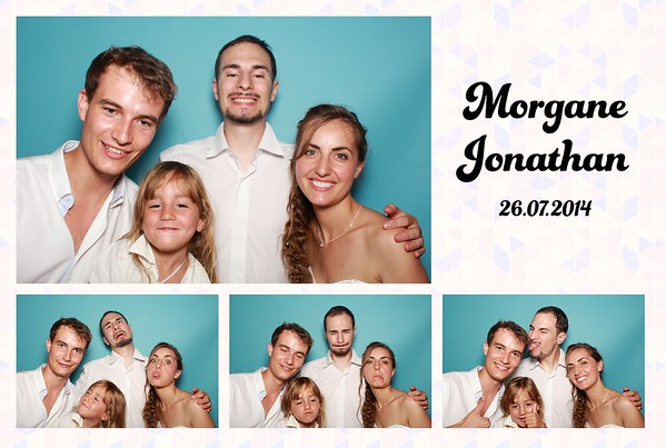 Mariage de Morgane et Jonathan