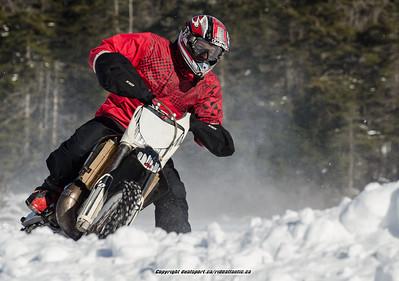 2014-02-09 Terrance Bay Ice Racing