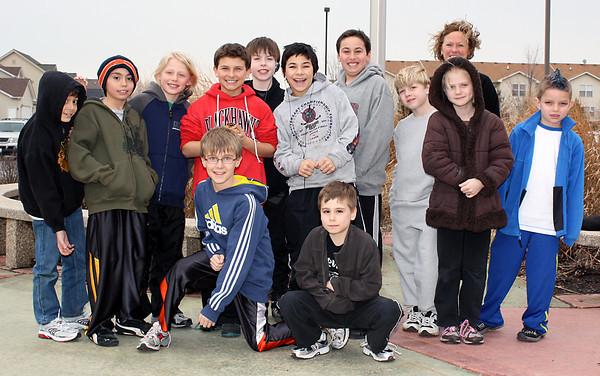 Stewart Runners Club