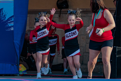 2018 - Oldsmar Falcons Spring Xtreme Football and Cheer
