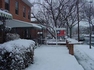 Snow Storm February 2005