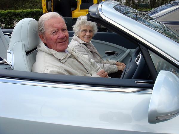 Mum and Dad Bentley