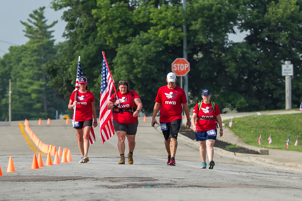Free 4 Miler on the Fourth - July 4, 2019