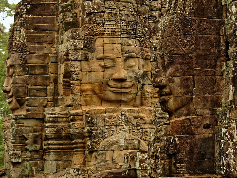 Khmer Temples of Siem Reap, Cambodia