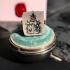 'Pineapple Family Crest' Chalcedony Ring, by Seal & Scribe 26