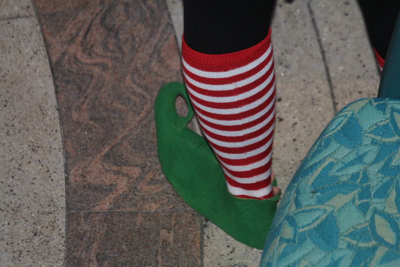 elf foot
