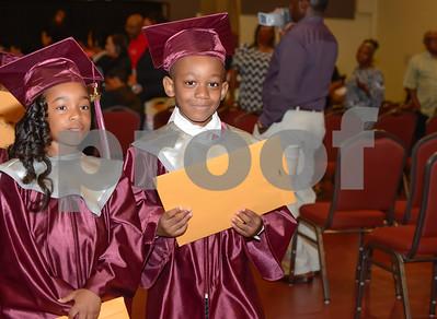 2014 ECS K5 Graduation