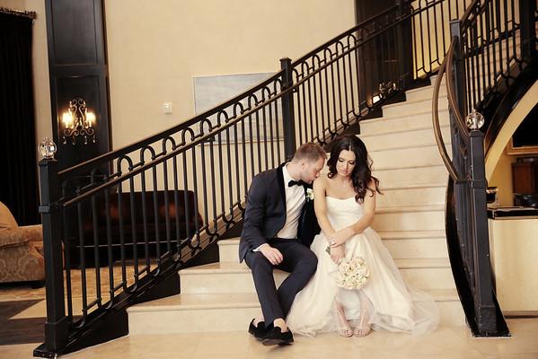 April 24, 2015 - Tamara Ekker and Scott Kaak