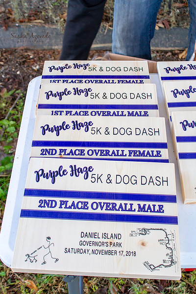 2018 Purple Haze 5K And Dog Dash