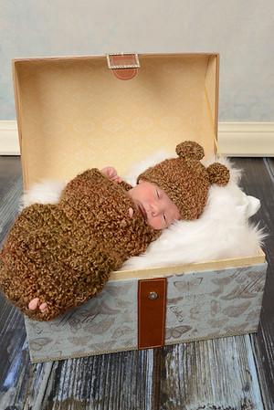 Leshaw Newborn Portraits