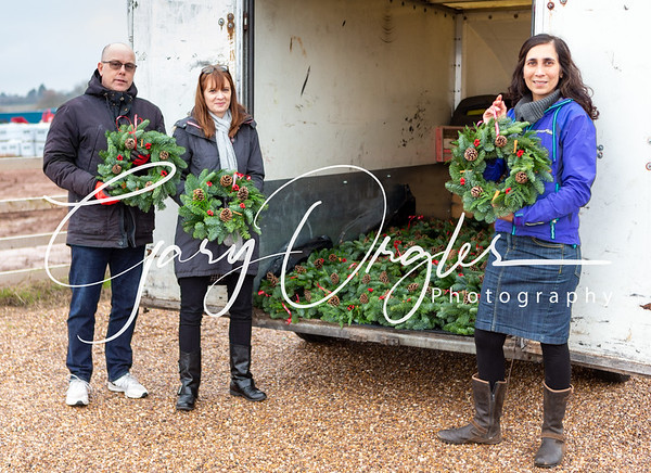 Middlebeck Christmas Wreathes
