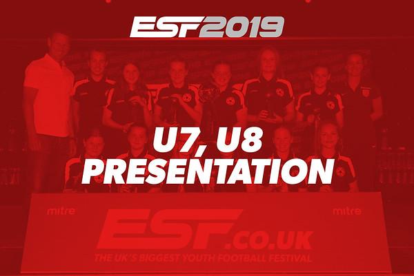U7, U8 PRSENTATION