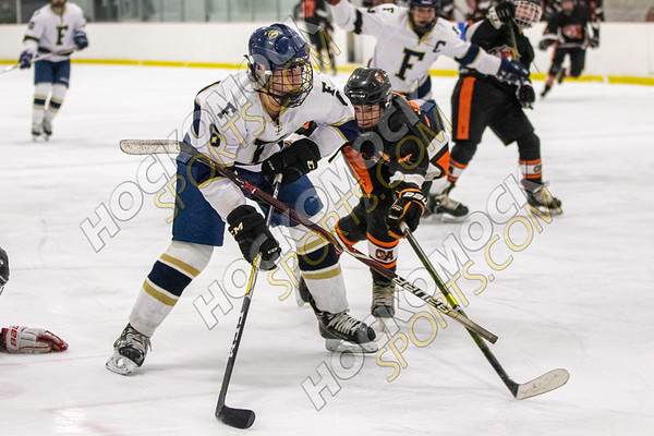 Foxboro-Oliver Ames Boys Hockey - 01-08-20