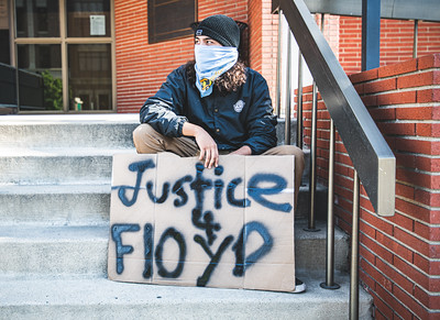 Justice for George Floyd Protest 5/30/2020