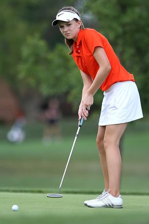 High School Girls Golf Kickoff