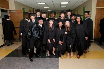 6894 MBA Hooding & Graduation 8-27-11