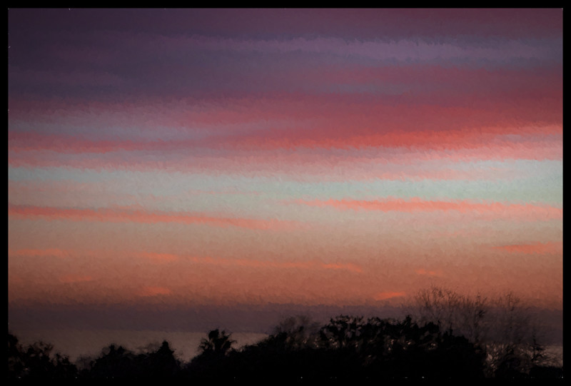 December 4 - Sunset in bordered frame.jpg
