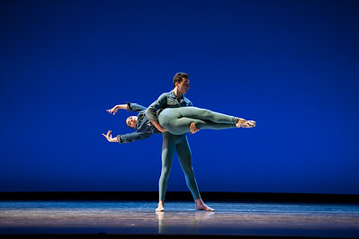 Choreographer - Ezra Thomson