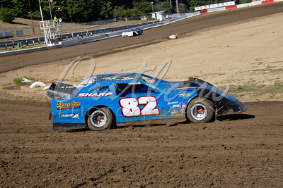Coos Bay Speedway - Dirt Oval - August 20, 2011