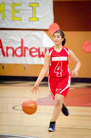2012 Junior Girls Basketball