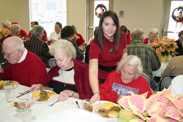 Rotary Club hosts senior luncheon