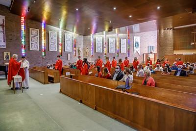 2020.10.04 Confirmation Mass