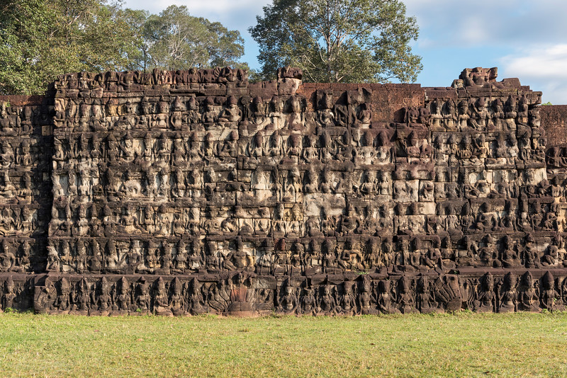 Terrace of Leper King, Angkor