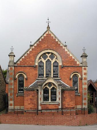Methodist Church and United Reformed Church, Coxwell Street, Faringdon, SN7 7HA