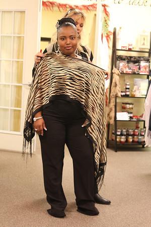Lisa  Cornell's Desperate Housewives Boutique Fleming Island,  Florida  Fashion Show DEC 8, 2011