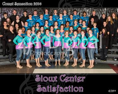 Sioux Center Satisfaction