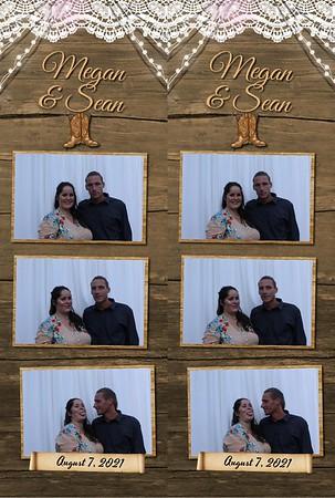 Megan & Sean 08/07/2021