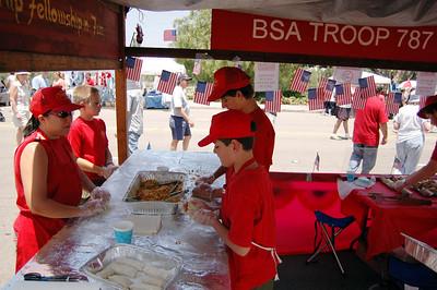 7/4/2004 - MV lake street fair fundraising