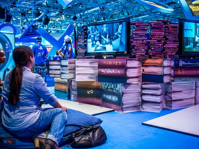 Wonderbook at Gamescom 2013