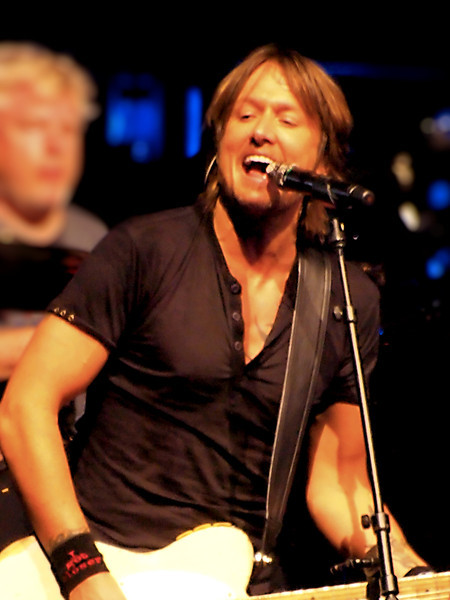 Keith Urban at The Prudential Center July 14, 2011