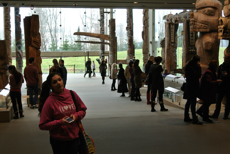 UBC Museum of Anthropology.
