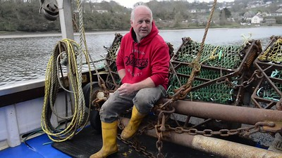 Channel Fisherman