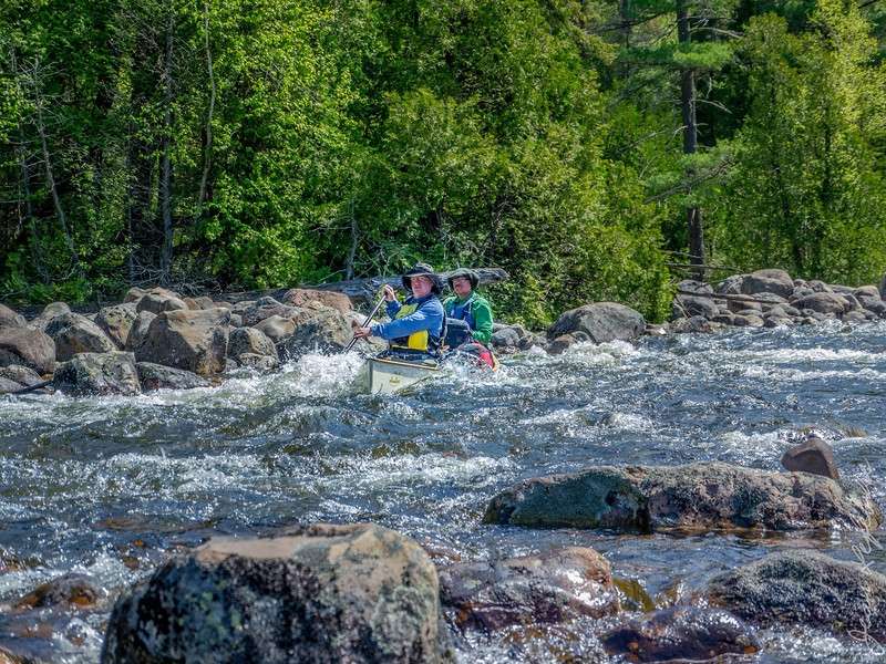 Makobe River Whitewater