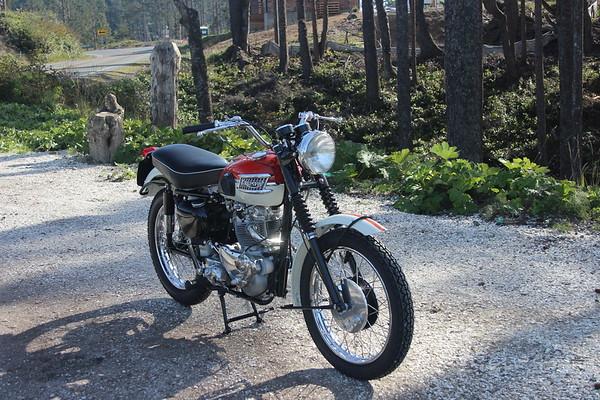 1958 TR6A (Wedlake)