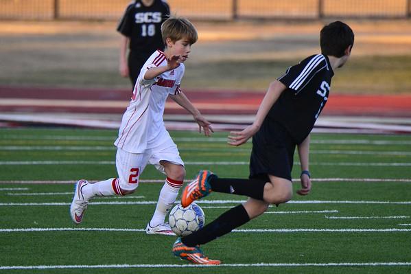 Soccer Boys MS  1-15-2015