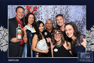 Brown and Caldwell Holiday Party - December 14, 2019