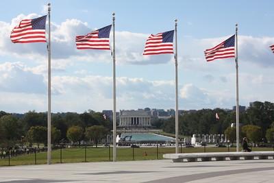 Washington Monument Tour - October 2015
