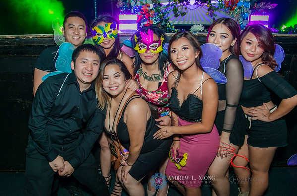 Chozen One Masquerade @Myth