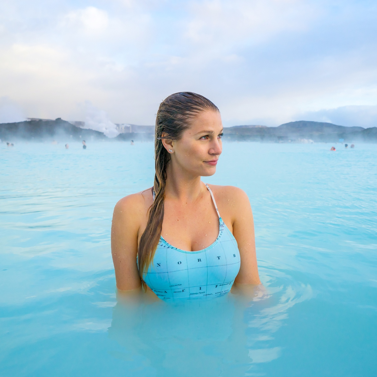 Blue Lagoon Hair