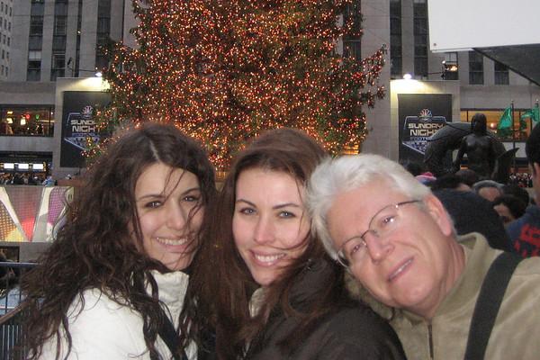 New york Christmas trip 2006