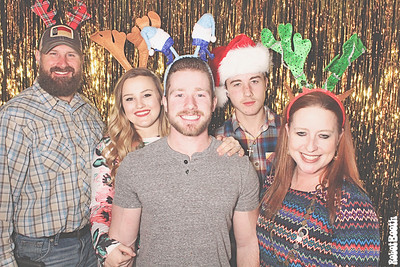 12-14-17 Atlanta The Stables Photo Booth - Foxhall Holiday Party - Robot Booth