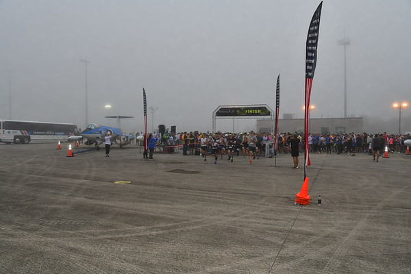 Gateway To Space 5 K & 10 K Race 2/3/2019
