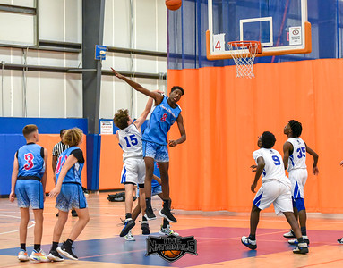 8th Grd-440pm-Fear No One vs CLT1 Clemons